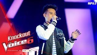 ไปร์ท - Bad Luck - Knock Out - The Voice Thailand 6 - 14 Jan 2018