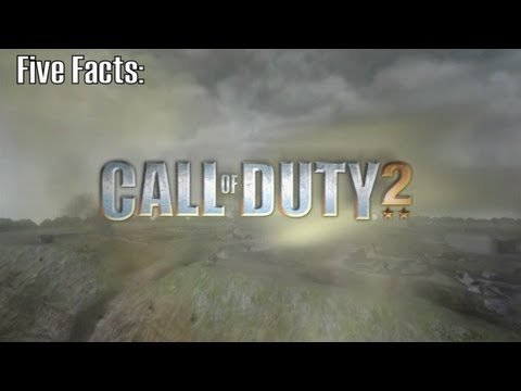 Five Facts - Call of Duty 2 | Rooster Teeth