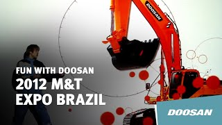 Doosan 'SERVICE' visual Performance at 2012 Brazil M&T Expo Thumbnail