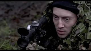 СИЛЬНЫЙ ВОЕННЫЙ ФИЛЬМ Неизвестный стрелок СНАЙПЕР, русские военные новинки 2017, армейский фильм