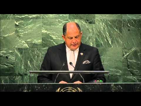 Costa Rica – Débat 2015 de l'Assemblée générale de l'ONU