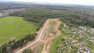 видео Купить земельный участок на Оке, продажа дачных участков с коммуникациями