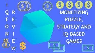 IQeon Review - Earn Cryptos For Playing Puzzle, Strategy and IQ-Related Games