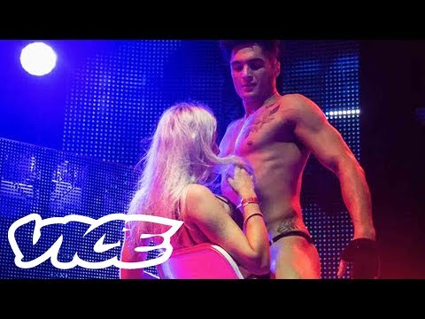 Fighting for Recognition as a Male Erotic Performer in Australia
