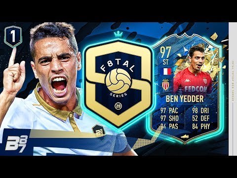 IT'S HERE! F8TAL TOTS BEN YEDDER! | FIFA 20 ULTIMATE TEAM #1