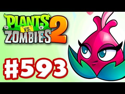 Plants vs. Zombies 2 - Gameplay Walkthrough Part 593 - Blooming Heart Returns!