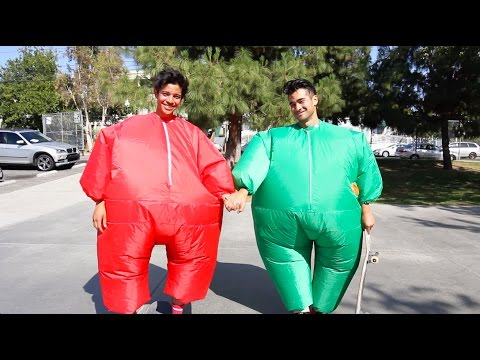 FAT SUIT GAME OF SKATE