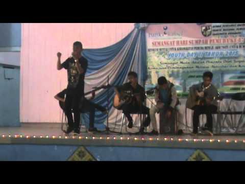 Band Akustik MAN Kotabaru - Lagu Wajib Nasional Kebyar Kebyar