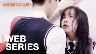 My rude af classmate might actually have a crush on me | Korean Drama | Fancafe E04