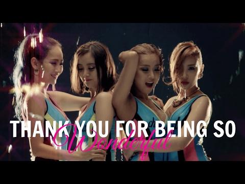 Смотреть клип Wonder Girls - Rewind