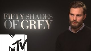 Fifty Shades Of Grey Cast Talk Sex Scenes | MTV Movies