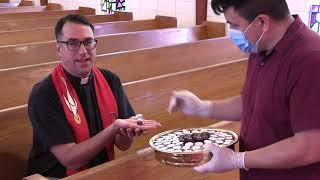 Communion Procedure
