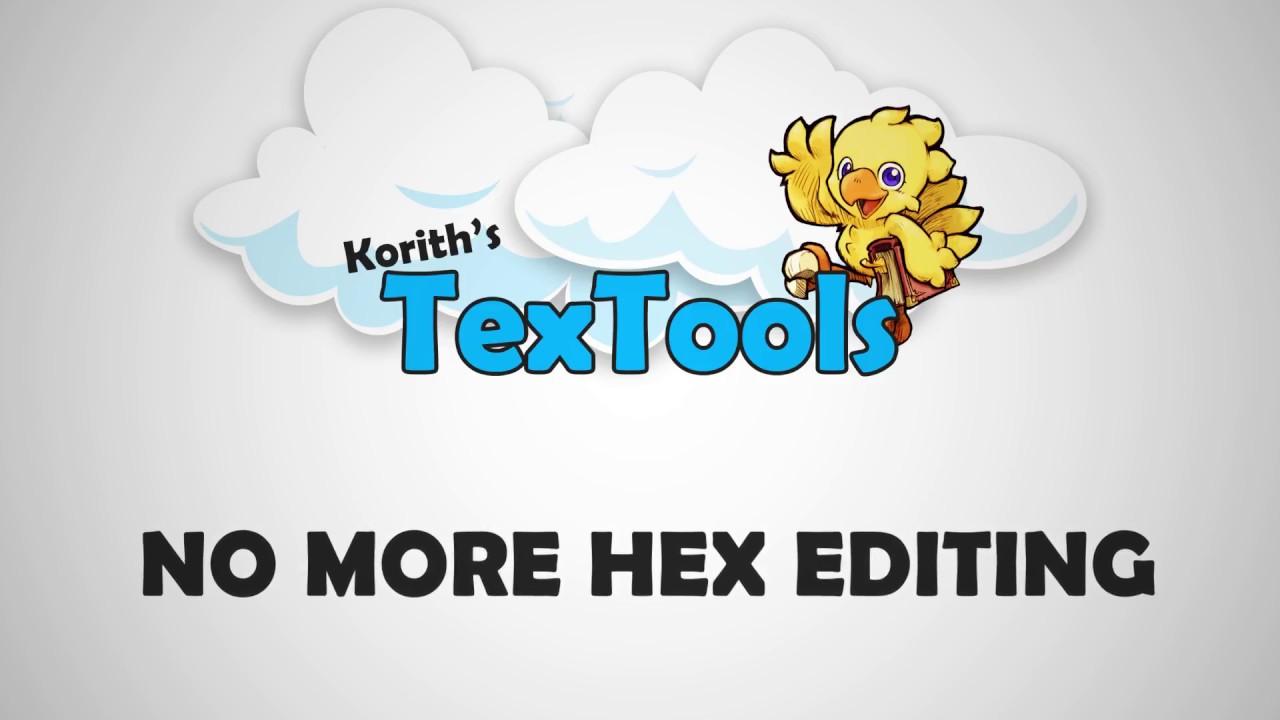Korith's TexTools