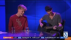 """Baylee Littrell Carries on the Backstreet Boys Legacy & Performs """"Boxes"""" Live"""