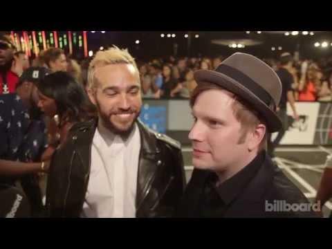 Fall Out Boy: MTV VMAs Red Carpet 2015