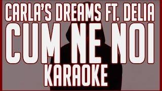 Carlas Dreams-Cum ne noi karaoke | Carlas Dreams instumental