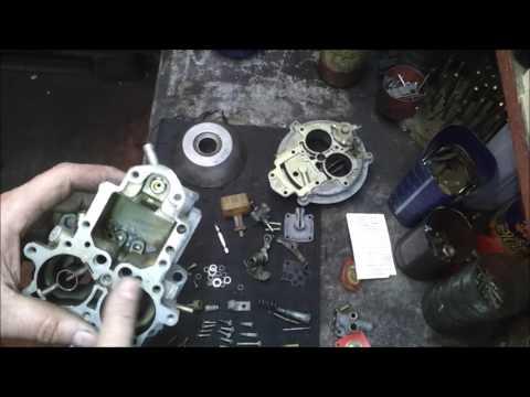 Ремонт карбюратора К 151. Карбюратор рано выбрасывать.