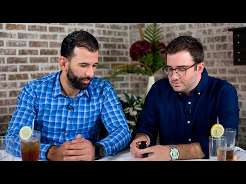 Talking Watches With José Bautista