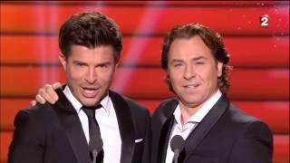"Roberto Alagna & Vincent Niclo | LE GRAND SHOW | ""Funiculi Funicula"""