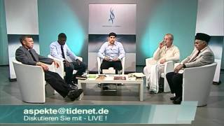Sünde, warum gibt es verbotene Dinge? - Aspekte des Islam - Islam Ahmadiyya