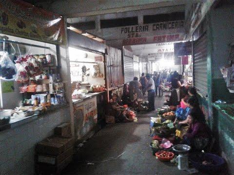 Mercado Municipal de Antígua - Guatemala | Municipal Market of Antigua