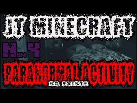 Paranormal activity, ça existe ! Journal TV Minecraft 4