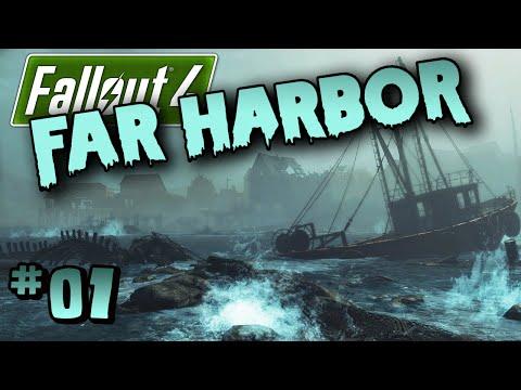 Fallout 4 Far Harbor #1 - Ohm's Law