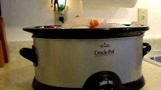 Milen Show: How To Cook Turkey In A Crock Pot New Mexico Style