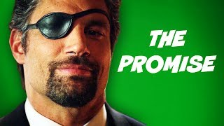 Arrow Season 2 Episode 15 The Promise Review - Oliver VS Slade