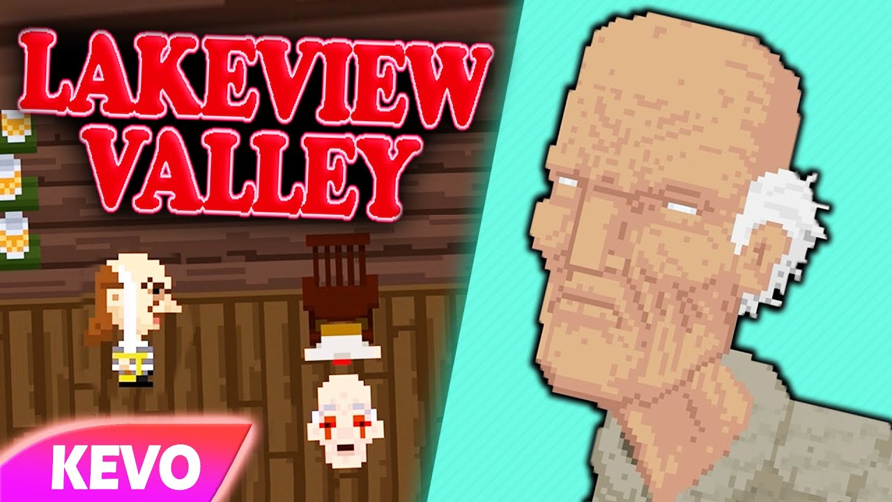 Lakeview Valley rewards me for being a serial killer - YouTube