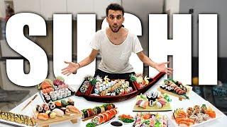 OHM vs SUSHI | la mia SUSHI CHALLENGE
