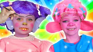 The Trolls Face Paint Song | We Love Face Paint