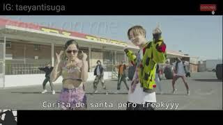 Download lagu BTS j-hope - 'Chicken Noodle Soup' _ Karaoke, Instrumental (feat. Becky G)
