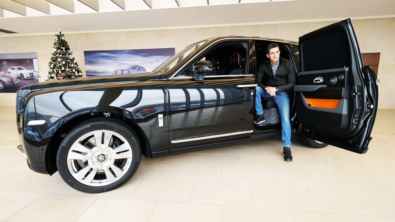 Смотрим самый дорогой внедорожник в России