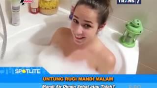SPOTLITE Trans 7 - Untung Rugi Mandi Malam