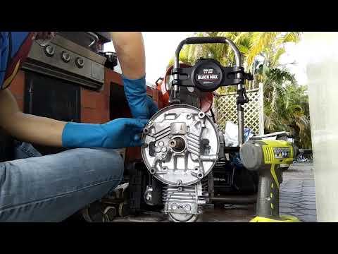 Honda GCV160 teardown
