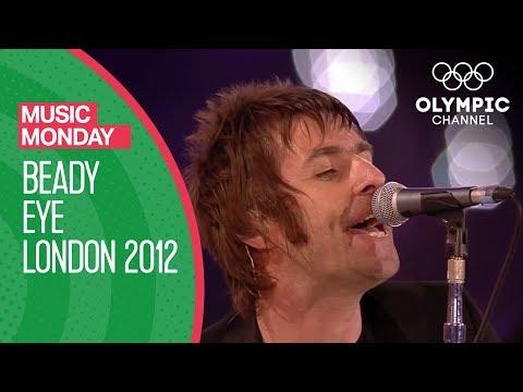 Wonderwall  Beady Eye @ London 2012 Olympics Closing Ceremony  Music Monday