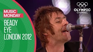 Wonderwall - Beady Eye | London 2012 Closing Ceremony