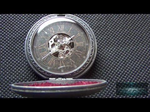 Assassin's Creed Unity Pocket Watch Special Edition. Review. Amazon-exclusive