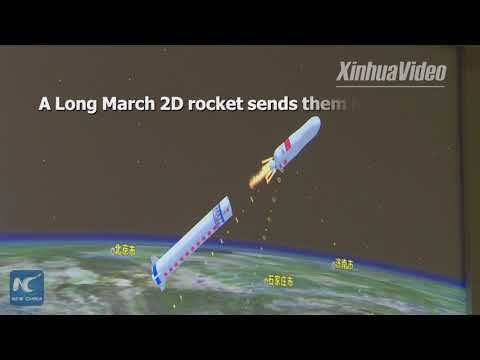 First launch in 2018! China sends high-resolution remote sensing satellites into orbit