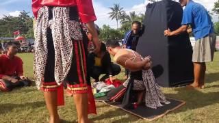 Festival Ebeg Banyumas 2017 Wahyu Turonggo Kembar - Laisan & Janturan