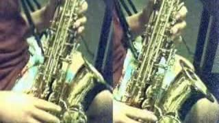 Sax Duet - From Duetto No. IV - Presto (W. F. Bach)