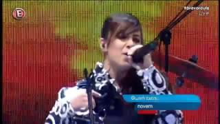 Οι NOVEM τραγουδάνε LIVE στην Ρούλα Κορομηλά. ΜΠΡΑΒΟ ΡΟΥΛΑ Ep5.