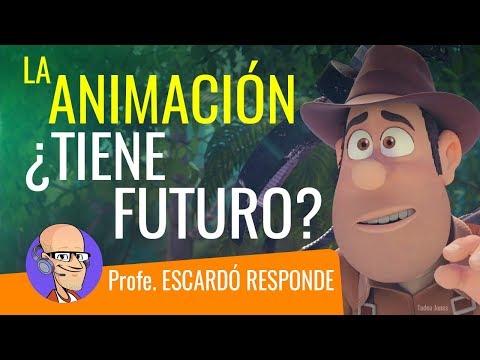 ¿QUÉ RESPONDES TÚ? ???? La Animación 3D y su futuro