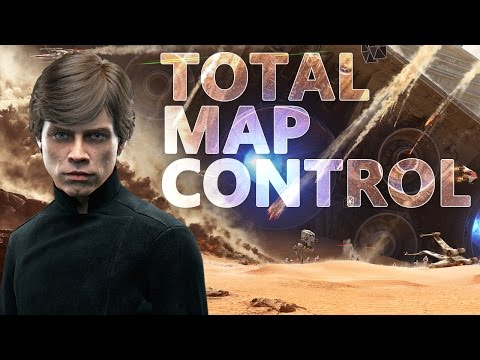 Star Wars Battlefront: Achieving map control with Albert Ross