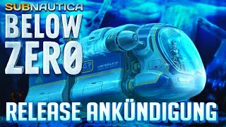 Subnautica Below Zero | Early Access Release Ankündigung | Infos German Deutsch thumbnail
