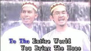 In-Team - The Messenger Of Allah (MTV Karaoke)