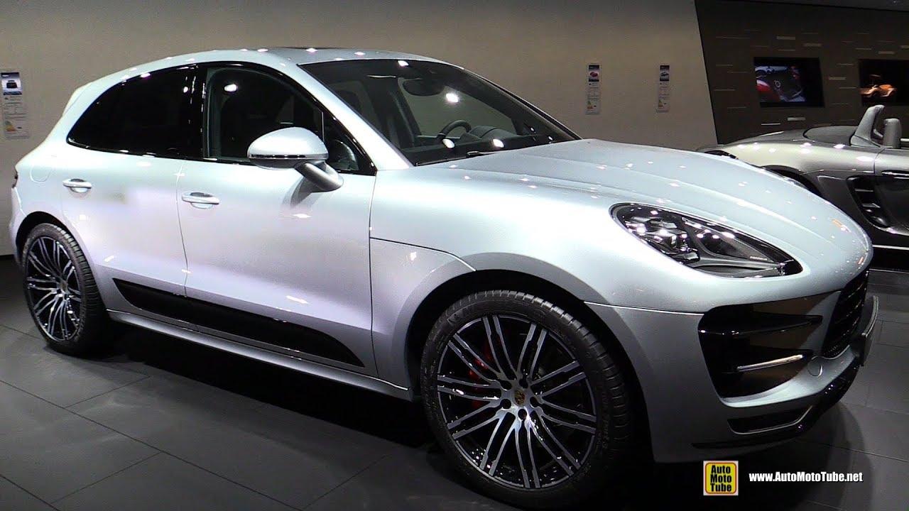 2018 Porsche Macan Turbo Exterior And Interior Walkaround 2017