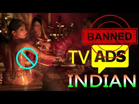 Top BANNED Commercials Ads in Indian Television History | Seriously Strange