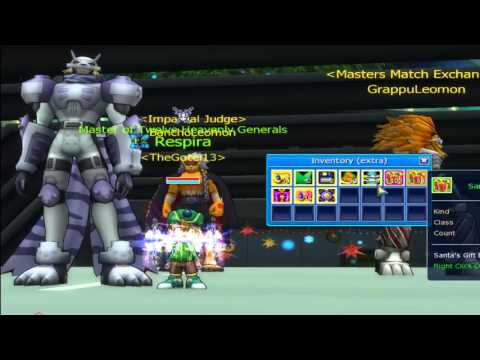 Scanning welcome back box digimon masters online scanning 100 santa boxes digimon masters online negle Images